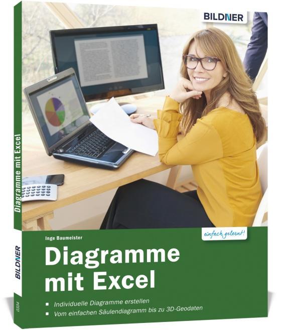 Cover-Bild Diagramme mit Excel