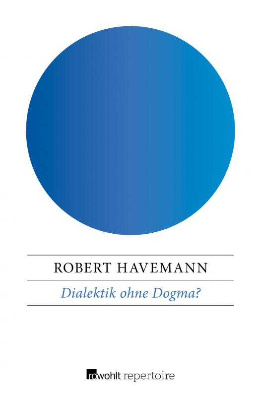 Cover-Bild Dialektik ohne Dogma?