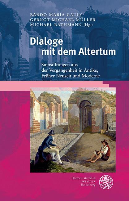 Cover-Bild Dialoge mit dem Altertum