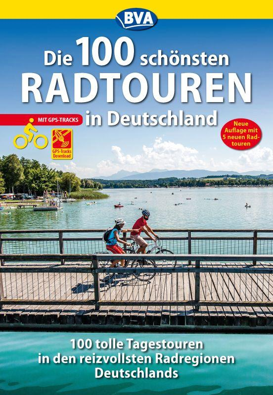 Cover-Bild Die 100 schönsten Radtouren in Deutschland