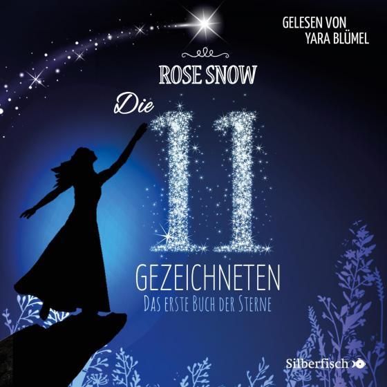 Cover-Bild Die 11 Gezeichneten 1: Das erste Buch der Sterne