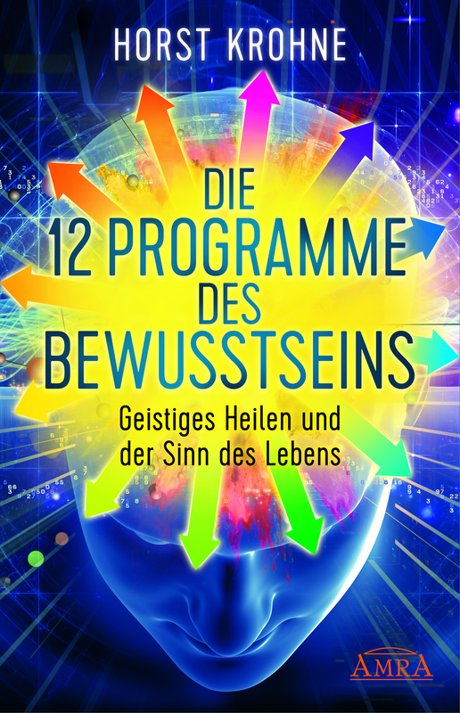 Cover-Bild Die 12 Programme des Bewusstseins
