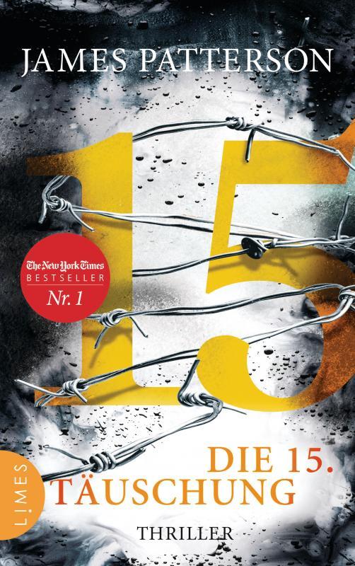 Cover-Bild Die 15. Täuschung
