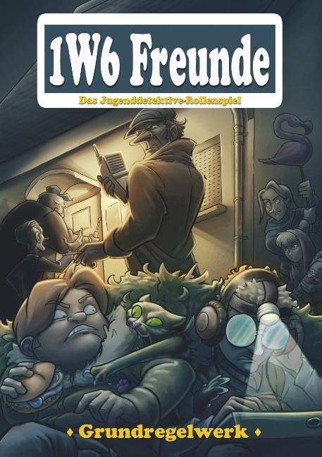 Cover-Bild Die 1W6 Freunde