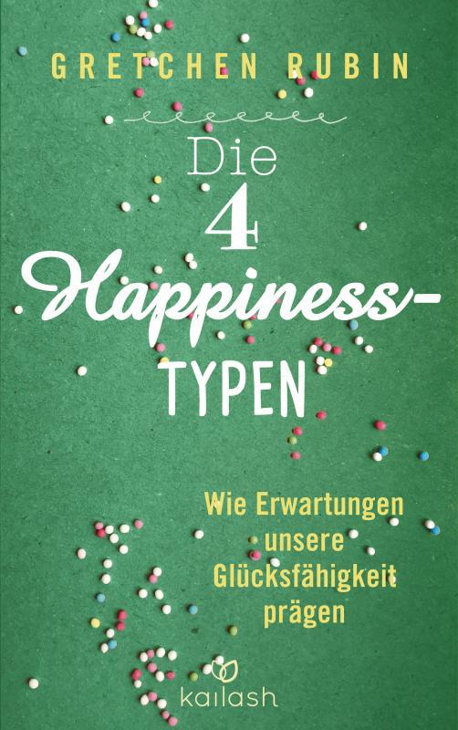 Cover-Bild Die 4 Happiness-Typen
