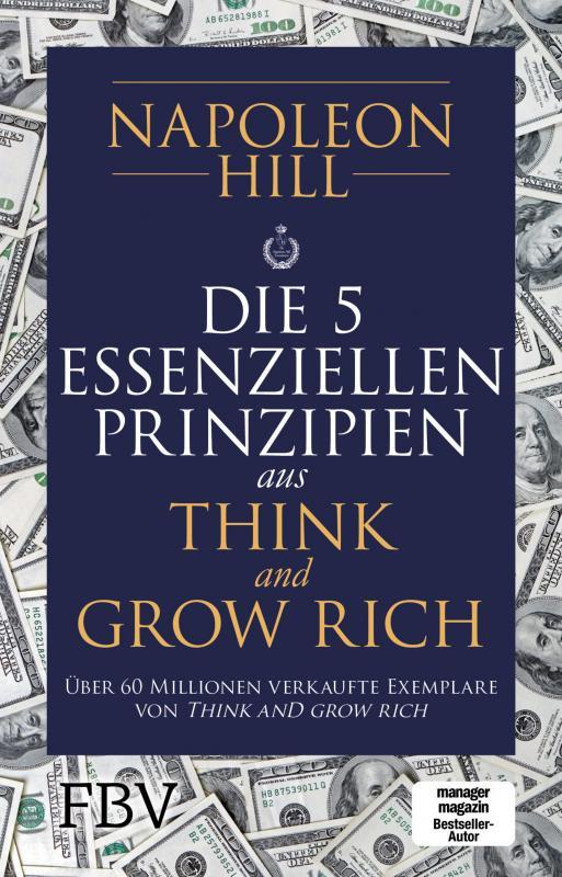 Cover-Bild Die 5 essenziellen Prinzipien aus Think and Grow Rich