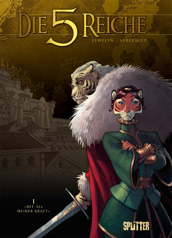 Cover-Bild Die 5 Reiche. Band 1