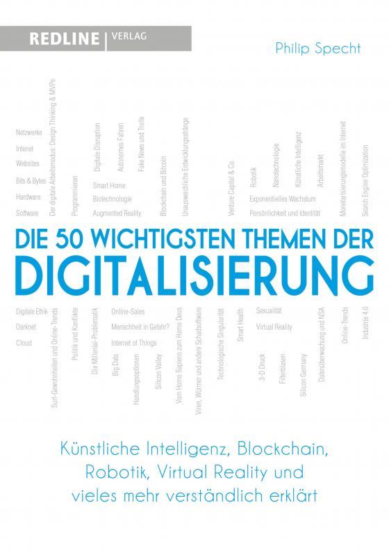 Cover-Bild Die 50 wichtigsten Themen der Digitalisierung