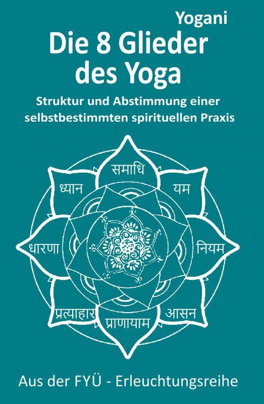 Cover-Bild Die 8 Yoga-Glieder
