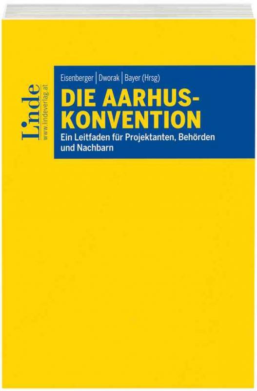 Cover-Bild Die Aarhus-Konvention