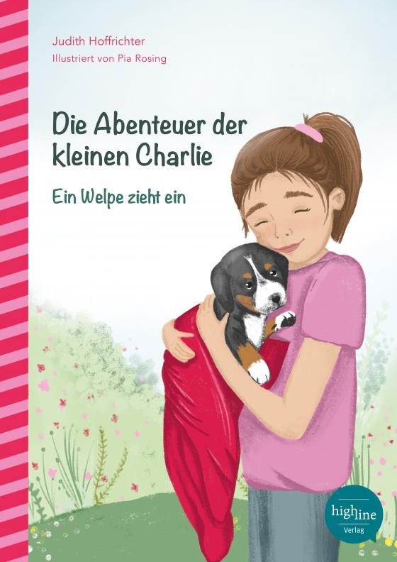 Cover-Bild Die Abenteuer der kleinen Charlie