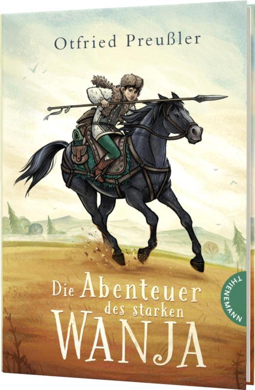 Cover-Bild Die Abenteuer des starken Wanja