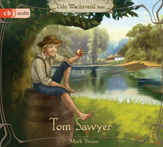 Cover-Bild Die Abenteuer des Tom Sawyer