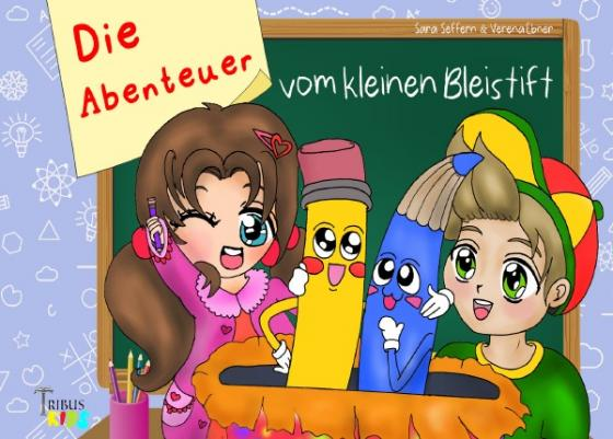 Cover-Bild Die Abenteuer vom kleinen Bleistift