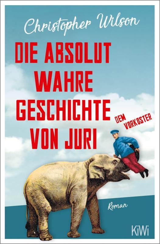Cover-Bild Die absolut wahre Geschichte von Juri dem Vorkoster
