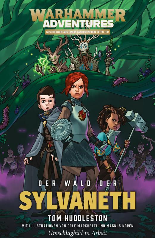 Cover-Bild Die Acht Reiche 03 - Der Wald der Sylvaneth