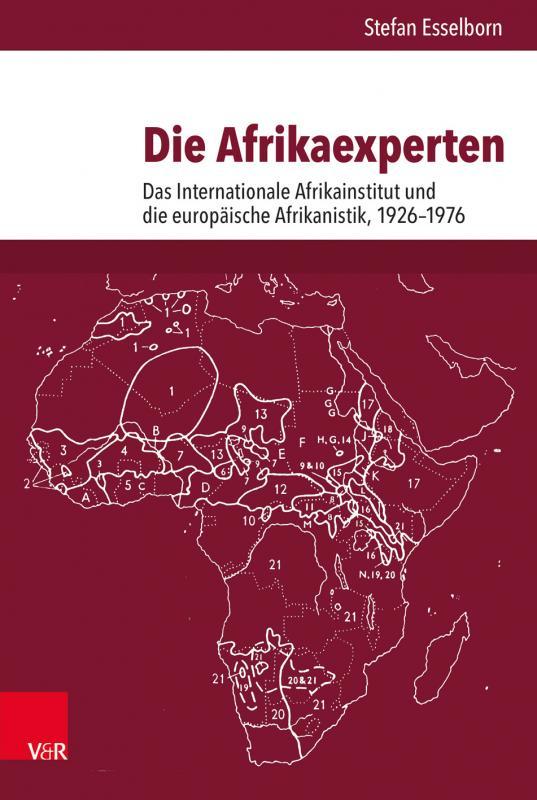 Cover-Bild Die Afrikaexperten