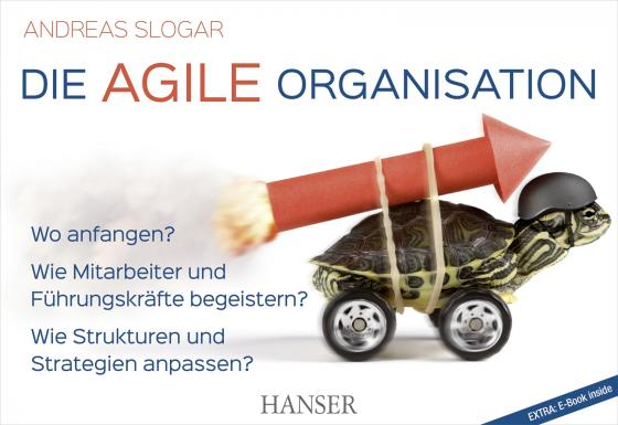 Cover-Bild Die agile Organisation