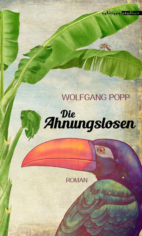 Cover-Bild Die Ahnungslosen