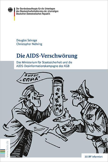 Cover-Bild Die AIDS-Verschwörung