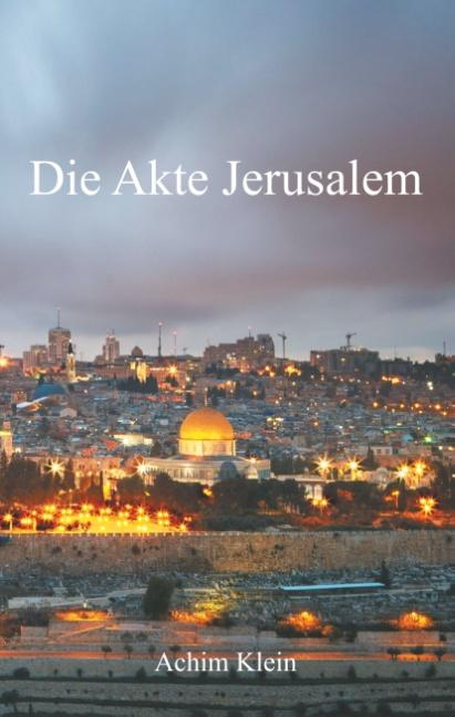 Cover-Bild Die Akte Jerusalem