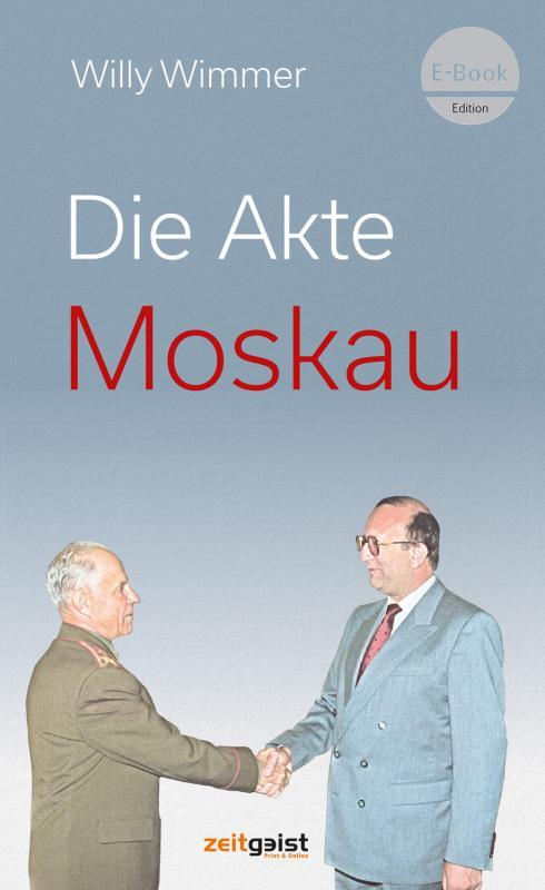 Cover-Bild Die Akte Moskau