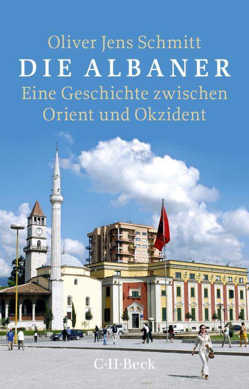 Cover-Bild Die Albaner