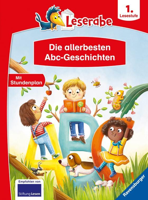 Cover-Bild Die allerbesten Abc-Geschichten