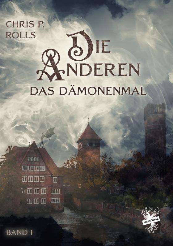 Cover-Bild Die Anderen 1: Das Dämonenmal