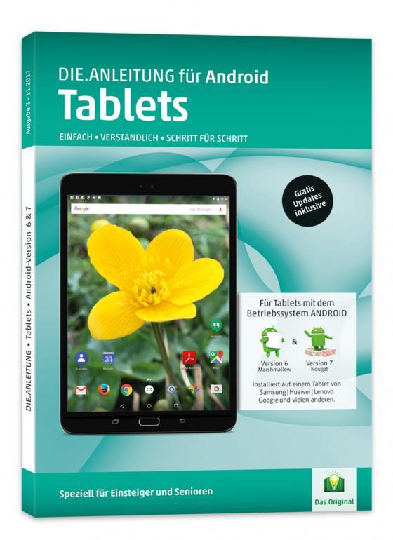 Cover-Bild Die.Anleitung für Tablets mit Android 6/7