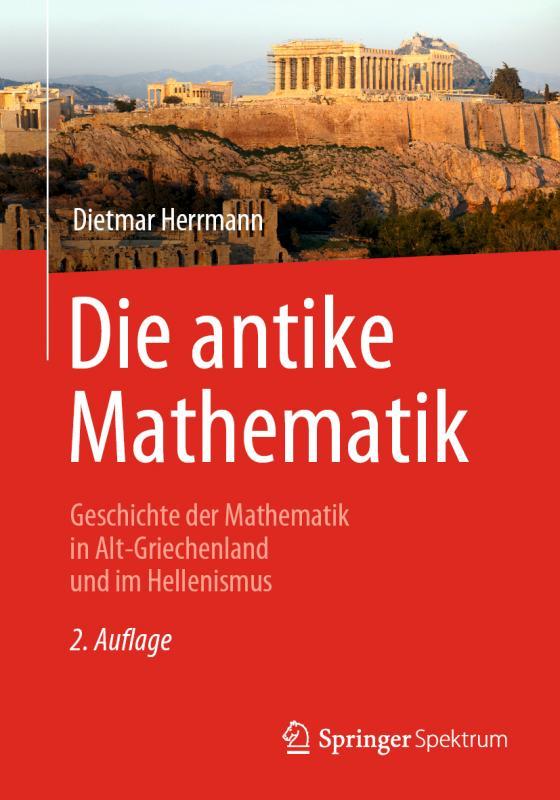 Cover-Bild Die antike Mathematik