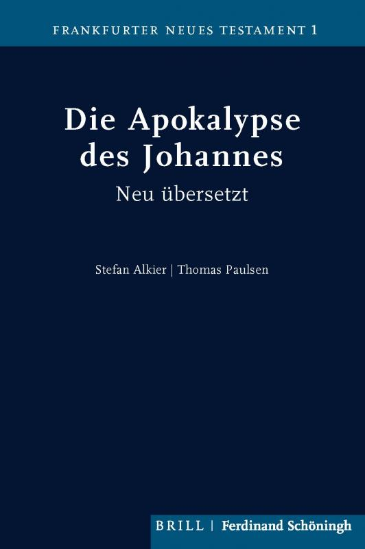 Cover-Bild Die Apokalypse des Johannes
