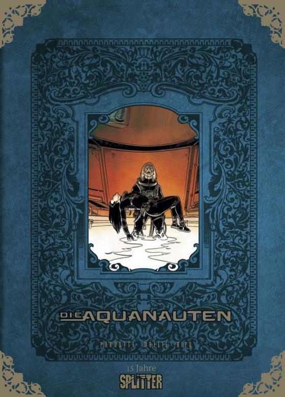 Cover-Bild Die Aquanauten Gesamtausgabe (limitierte Sonderedition)