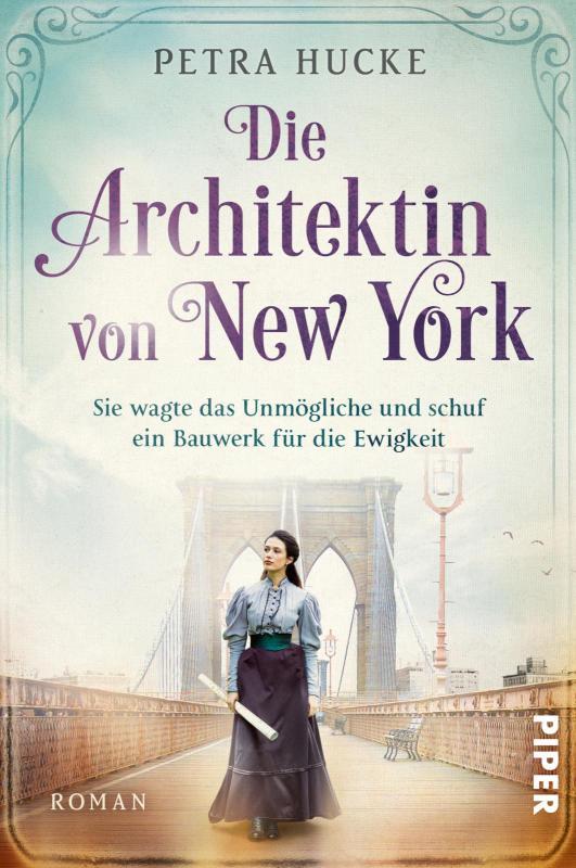 Cover-Bild Die Architektin von New York
