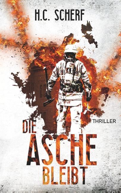 Cover-Bild Die Asche bleibt