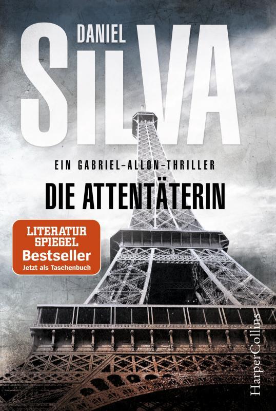 Cover-Bild Die Attentäterin