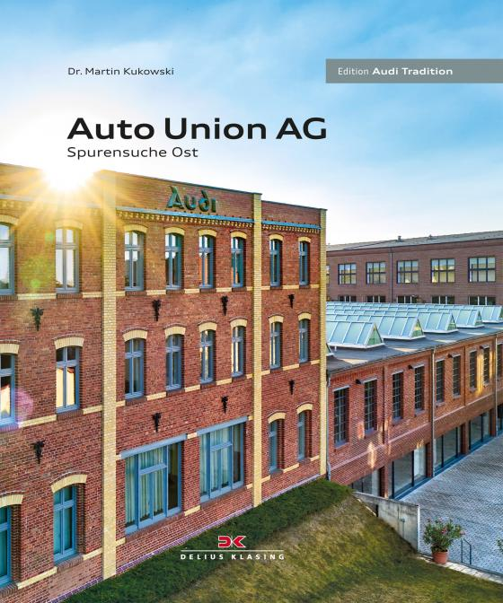 Cover-Bild Die Auto Union AG