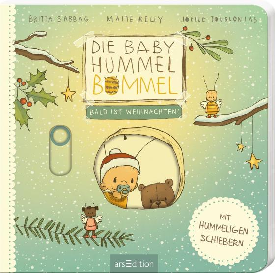 Cover-Bild Die Baby Hummel Bommel – Bald ist Weihnachten