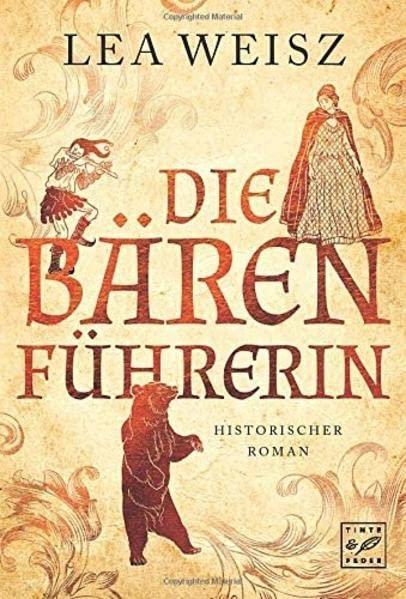 Cover-Bild Die Bärenführerin