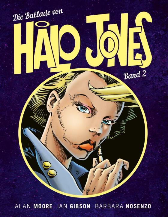 Cover-Bild Die Ballade von Halo Jones
