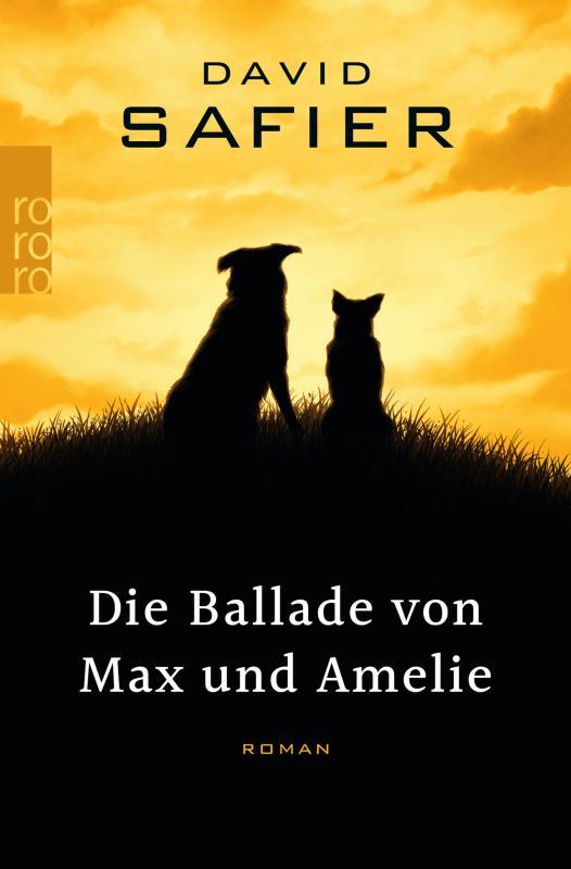 Cover-Bild Die Ballade von Max und Amelie