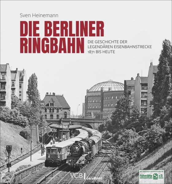 Cover-Bild Die Berliner Ringbahn