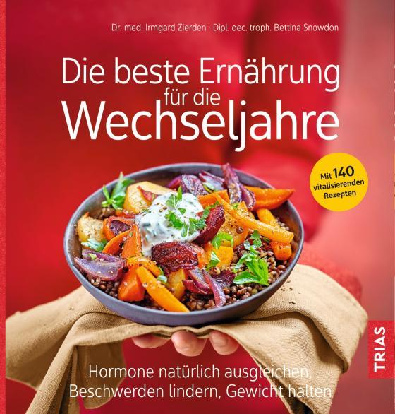 Cover-Bild Die beste Ernährung für die Wechseljahre