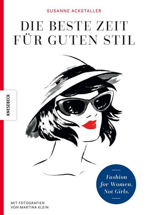 Cover-Bild Die beste Zeit für guten Stil