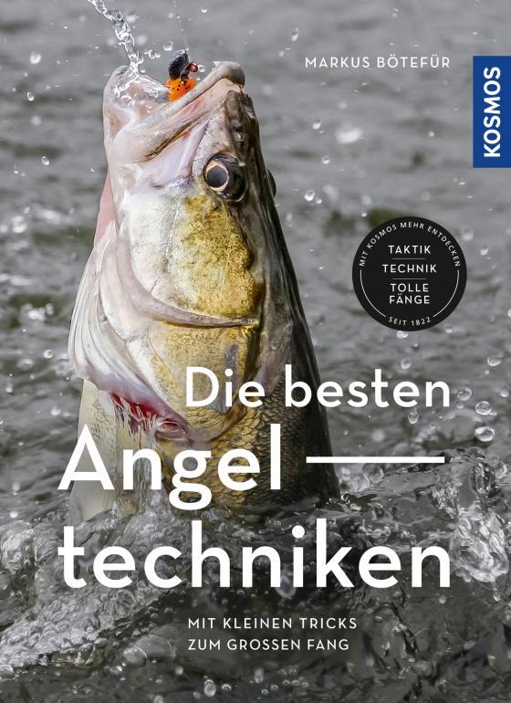 Cover-Bild Die besten Angeltechniken
