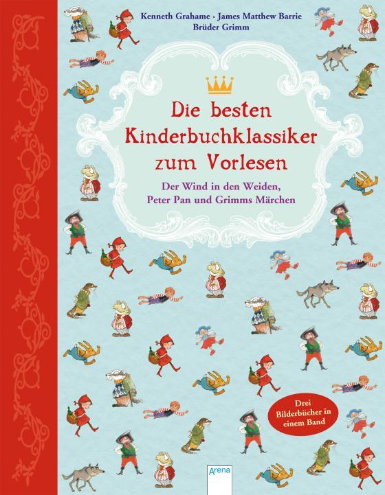 Cover-Bild Die besten Kinderbuchklassiker zum Vorlesen