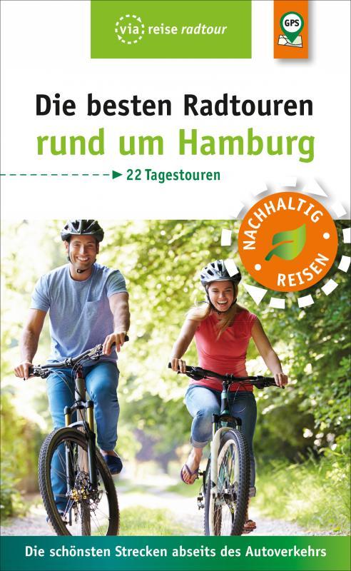 Cover-Bild Die besten Radtouren rund um Hamburg