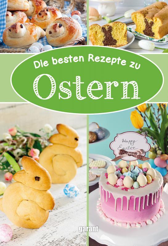 Cover-Bild Die besten Rezepte zu Ostern