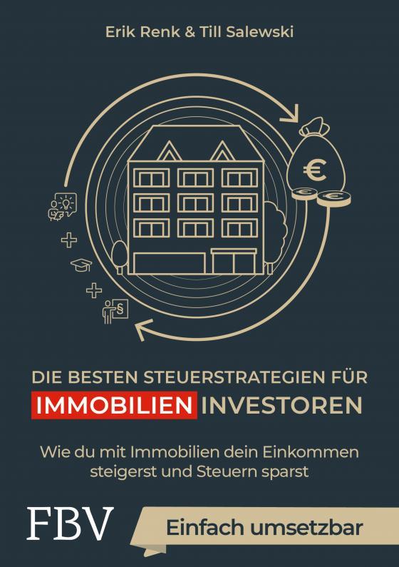 Cover-Bild Die besten Steuerstrategien für Immobilieninvestoren