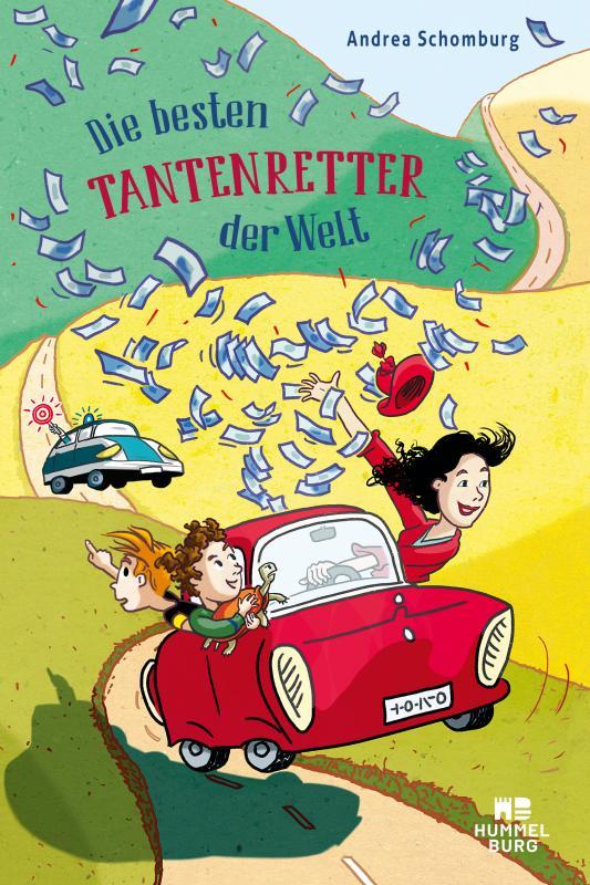 Cover-Bild Die besten Tantenretter der Welt